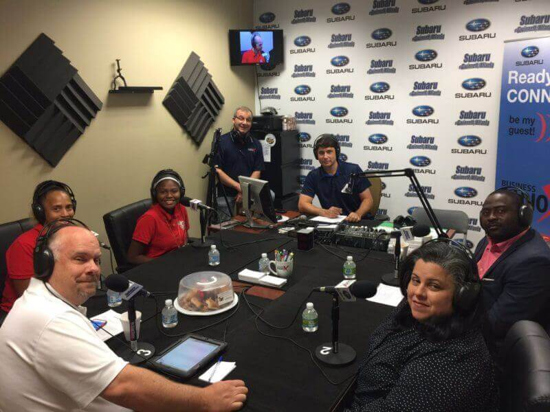 Pace Setting Media Featured on Business Radio X